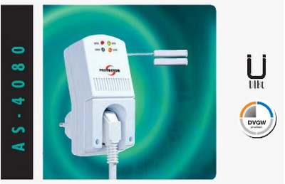 Protector Kabel- Abluftsteuerung AS-4080 DVGW+DiBT