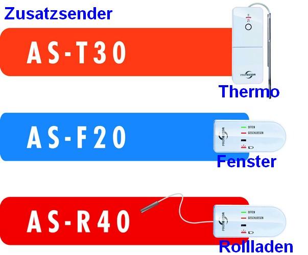 AS-7020 Zusatzsender
