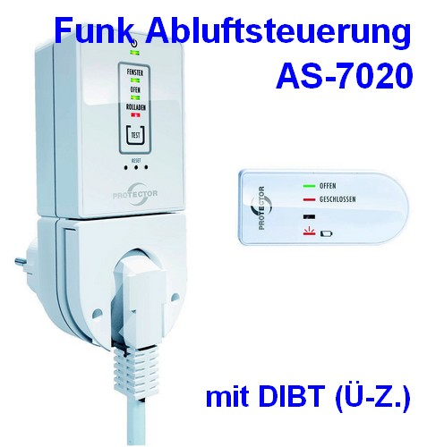 Abluftsteuerung AS-7020