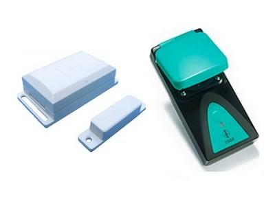 DFM-GRR Funk-Abluftsteuerung mit Fenster-Sensor und Funk-Stecker - auch für Feuchträume geeignet