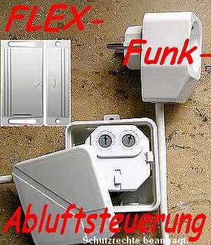 Funk-Abluftsteuerung (c) www.funkinstallation.de