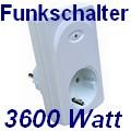 DZS-3600 Funk-Zwischenstecker-Empfänger für DFM-1000