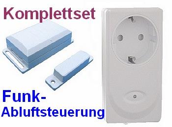 Funk-Abluftsteuerung DFS-1000 Komplettset steckerfertig