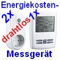 Funk-ENERGY Meter - 2-fach-Set