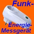 Funk-Energiekostenmessgerät FHT-9998-S0 Solo-Messgerät