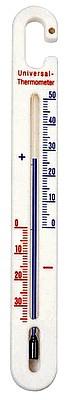 Innen/Au�en Universal Thermometer -35�C bis +50�C K�che, K�hlschrank, Garten