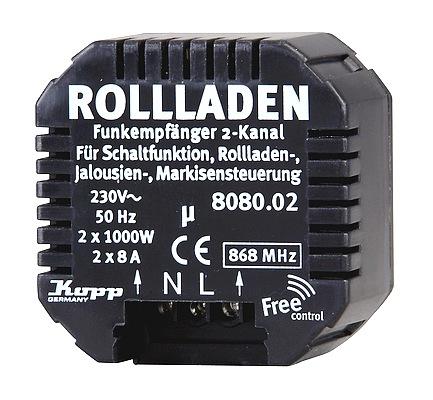 Fee 1020 Funk Jalousie Schalter Free Control
