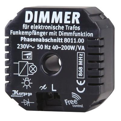 UP-Dimm-Empfänger für dimmbare elektronische Trafos