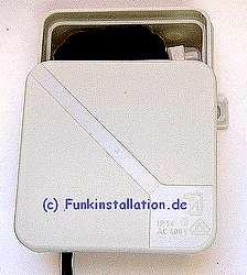 Funk-Türöffner-Modul
