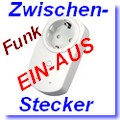 Funk-Zwischenstecker EIN/AUS