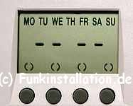 Funk-TIMER Free control II Detail