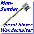Funk-Universal-Sender Free Control 826100021 DIW-868