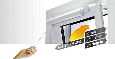 automatischer fenster schlie er mit timer 5min 5h ohne strom winflip ebay. Black Bedroom Furniture Sets. Home Design Ideas
