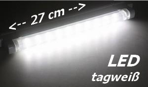 LED-Unterbauleuchte 2,5W SMD pro 27cm Lichtleiste 9-20020 Lichtfarbe tagweiß