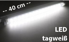 LED-Unterbauleuchte 4W SMD pro 40cm Lichtleiste 9-20022 Lichtfarbe tagwei�