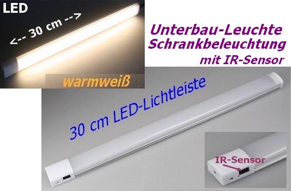 LED-Unterbauleuchte CT-SL 30 cm 9-21303