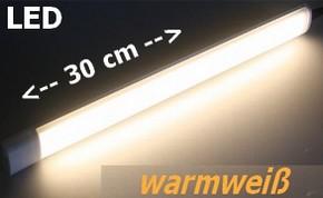 LED-Unterbauleuchte 4W mit IR-Sensor CT-SL 30cm Lichtleiste 9-21303 Lichtfarbe warmwei�