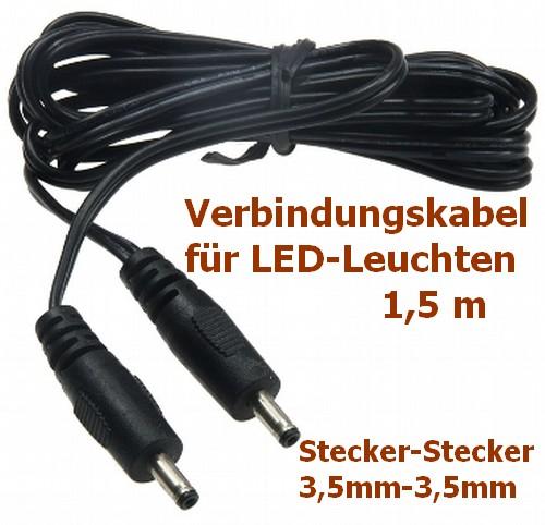 Verbindungsleitung 1,5m 9-21320 für LED-Unterbauleuchten CT-FL und CT-SL