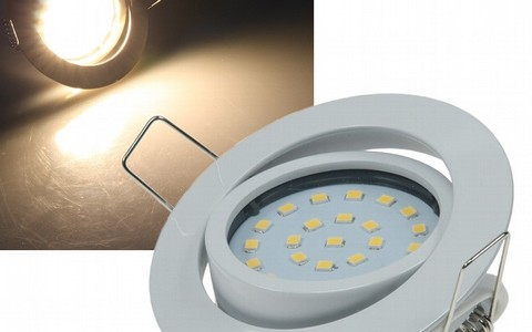 Flat-26 - LED-Einbauleuchte