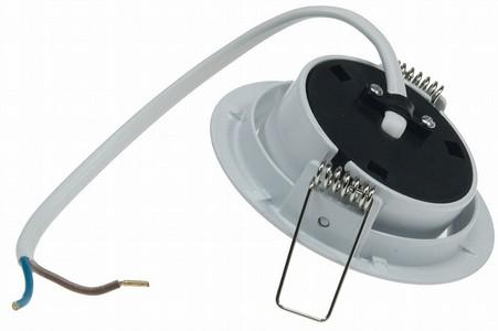Flat-26 - LED-Einbauleuchte direkt an 230V