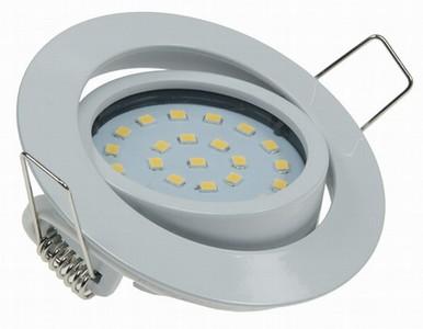 Flat-26 - neigbare LED-Einbauleuchte