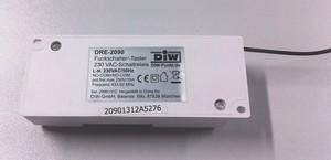 Anschluss einer externen Antenne an DRE-2090