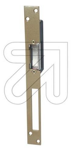 Elektrischer Türöffner E3802 mit geradem Schließblech und mechanischer Entriegelung