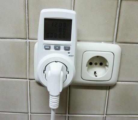 Anwendung Energy-Meter FHT-9996G von DIW-GmbH.de