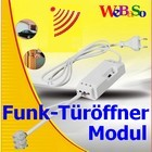 FTO-2090-S Funk-Türöffner Modul steckerfertig solo