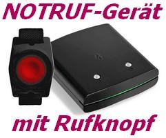 IT-SOS NOTRUF-Gerät mit Rufknopf Intertechno