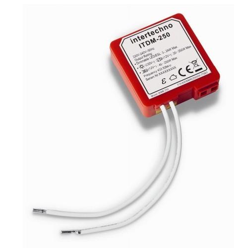 ITDM-250 Funk-Universaldimmer Modul Intertechno