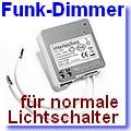ITL-210 Funk-Modul Dimmer zum Einbau hinter Lichtschalter [klick]