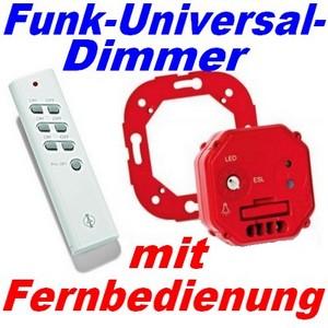funk dimmer itl 250 f led energiesparlampen handsender itt 1500 intertechno m nchen. Black Bedroom Furniture Sets. Home Design Ideas