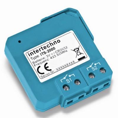 ITS-2000 Funk-Twin-Sender Intertechno