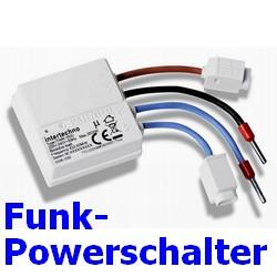 ITWR-3500 Funk-Powerschalter Intertechno in Modulbauweise 3500W