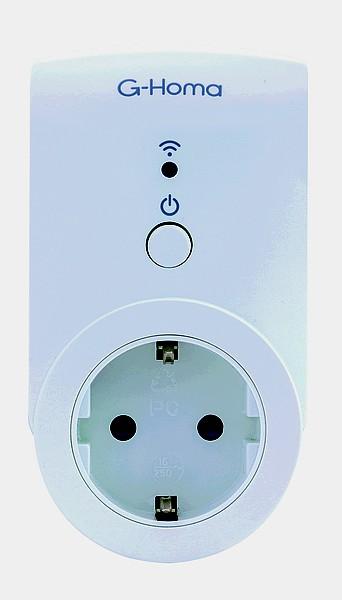 WiFi-Schaltsteckdose G-Homa innen