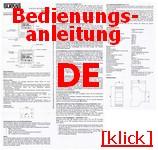 Deutsche Bedienungsanleitung DigiPro Zeitschaltuhr von Suevia - zum Vergrößern anklicken