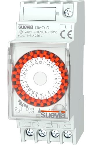 DinO-D Zeitschaltuhr von Suevia