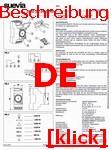 Deutsche Bedienungsanleitung DinO-D Zeitschaltuhr von Suevia - zum Vergrößern anklicken