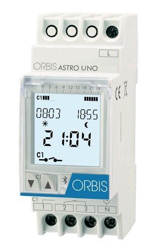 ASTRO UNO Astro-D Zeitschaltuhr von ORBIS mit Bluetooth