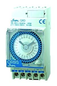 SUPRA QRD Zeitschaltuhr von Orbis