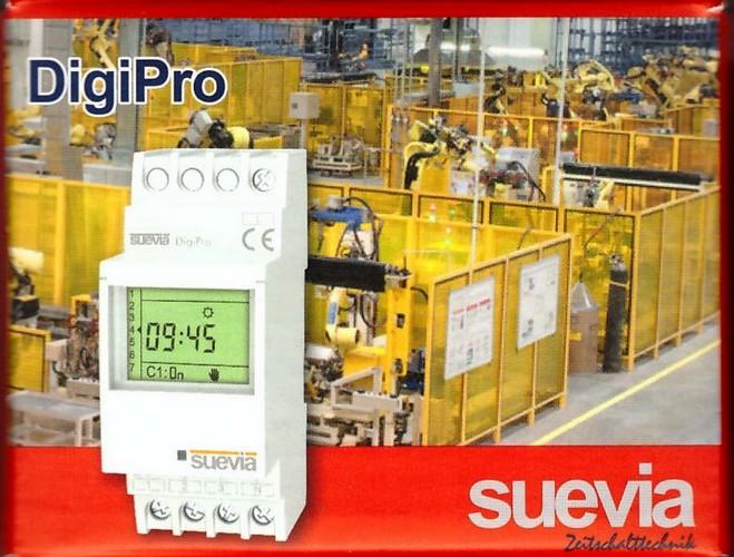 Box DigiPro digitale Zeitschaltuhr von Suevia