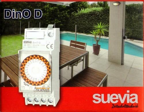 Box DinO-D Zeitschaltuhr von Suevia