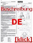 Deutsche Bedienungsanleitung ViaLux E Bewegungsmelder von Suevia - zum Vergrößern anklicken