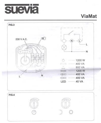 Erfassungsbereich ViaMat Bewegungsmelder von Suevia