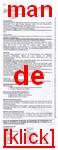 Deutsche Bedienungsanleitung ViaMat Bewegungsmelder von Suevia - zum Vergrößern anklicken
