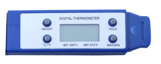 Anzeige Einstichthermometer E-9C