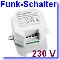 CMR-1000 Funk-Einbauempfänger EIN/AUS 230 V [klick]