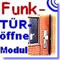 FTO-D2080 Funk Türöffnermodul Intertechno [klick]