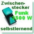 Funk-Zwischenstecker GRR-3500N